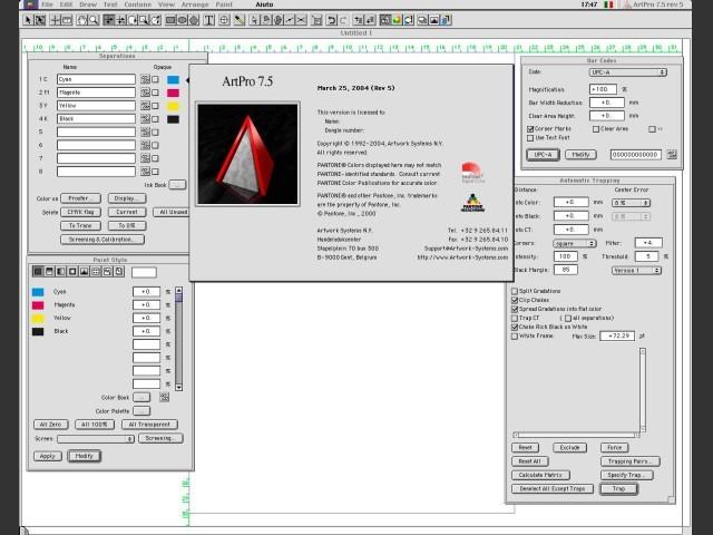 Art Pro 7.5 (2004)