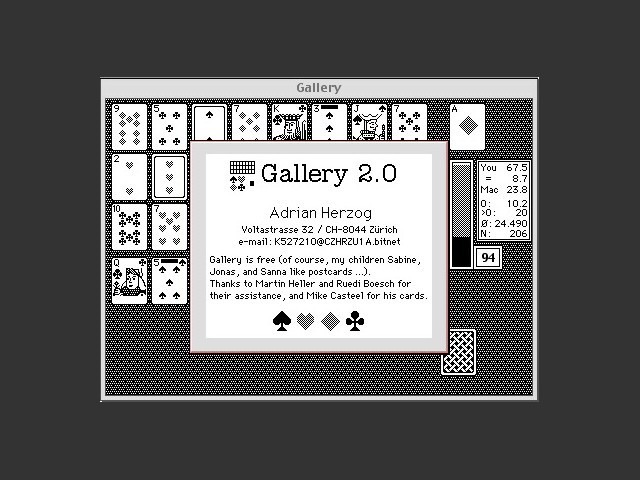 Gallery 2.0 (card game) (1990)