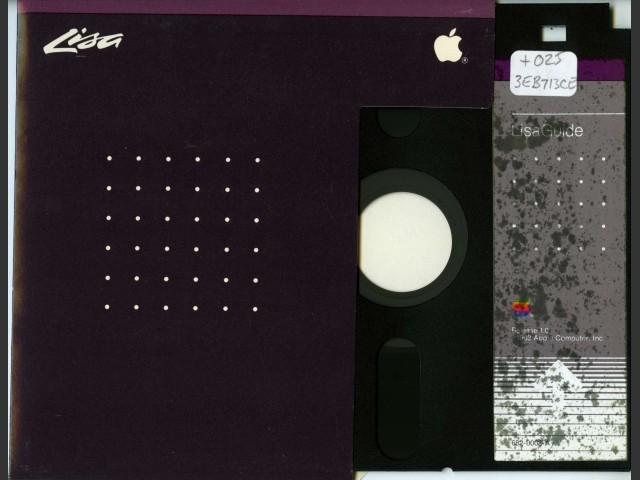 LisaGuide 1.0 (1983)