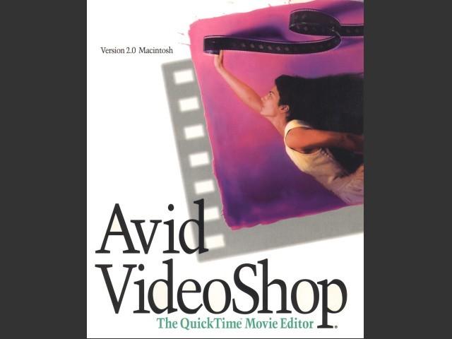 Avid VideoShop 2.0.3 (1994)