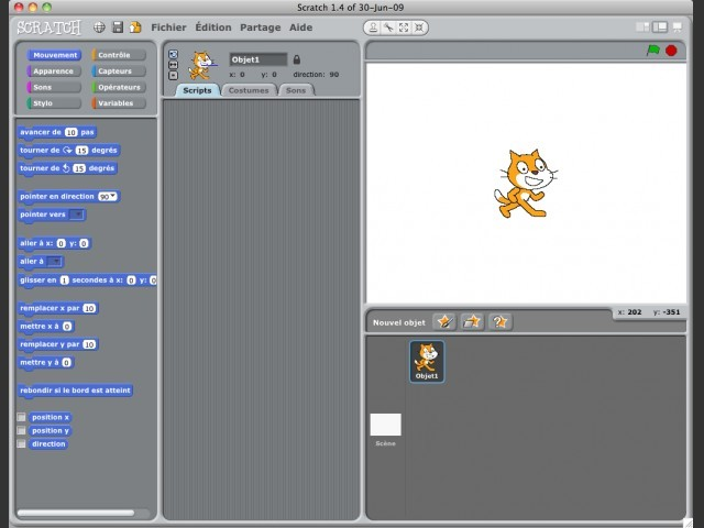 Scratch 1.4 (2009)