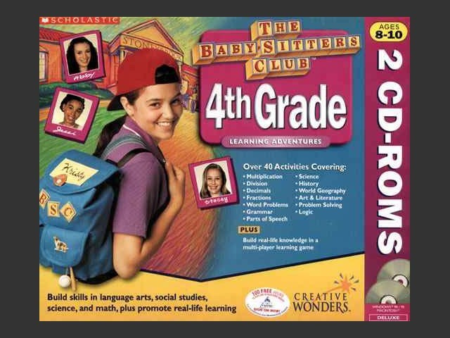 The Baby-Sitters Club: 4th Grade Learning Adventures (1998)