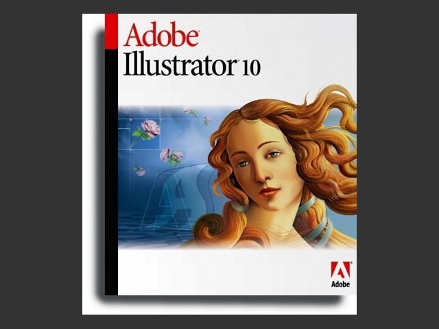 Adobe Illustrator 10 (2002)
