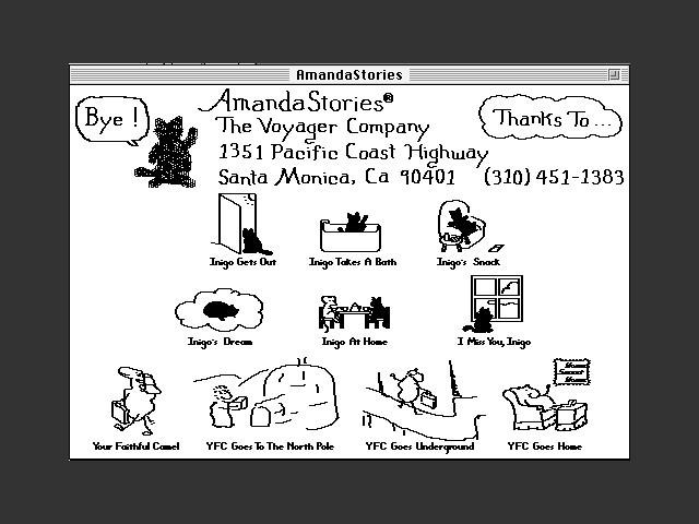 AmandaStories (1991)