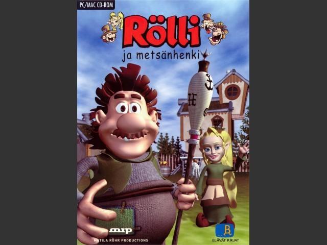 Rölli ja metsänhenki (2002)