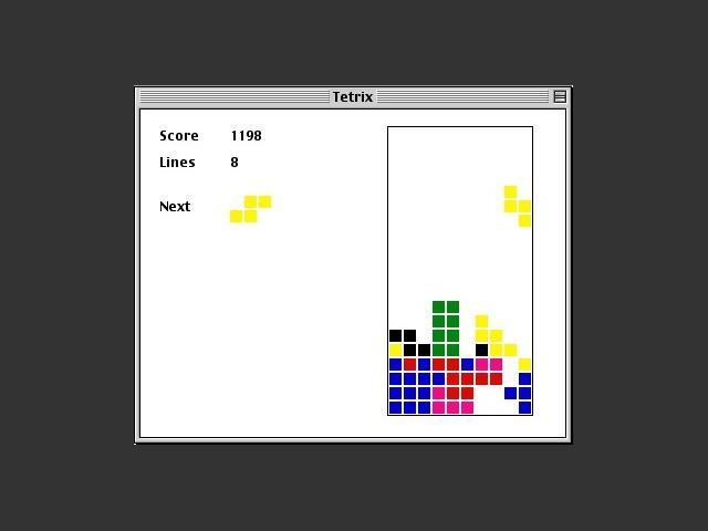 Tetrix (1989)