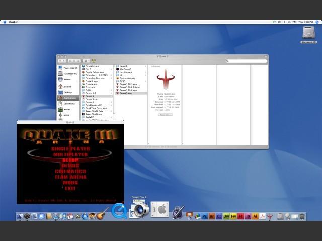 Quake III Arena (OS X) - Macintosh Repository