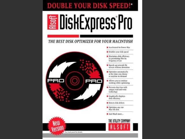 DiskExpress Pro 3.0 (1997)