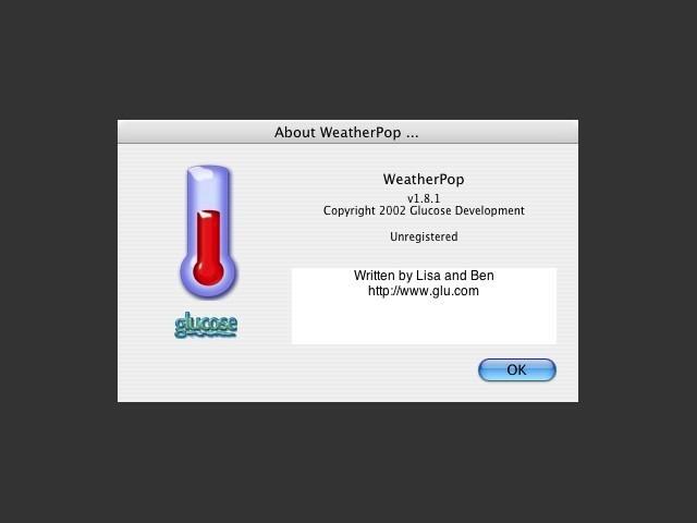 WeatherPop (2001)