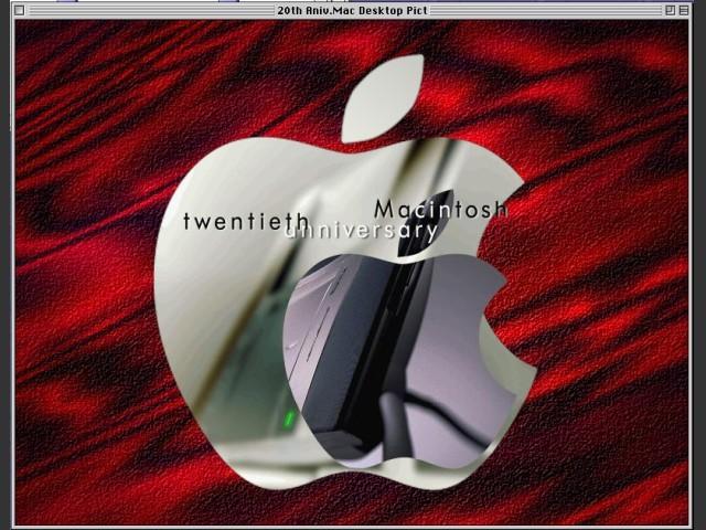 Apple Produktinfo CD 1997 (German) (1997)