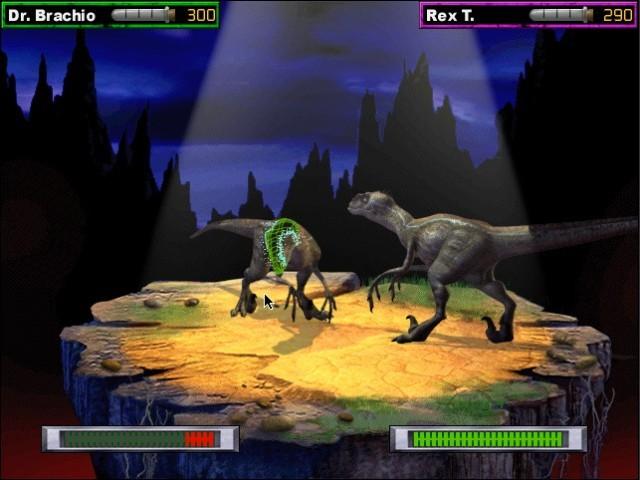 Jurassic Park III: Danger Zone! (2001)