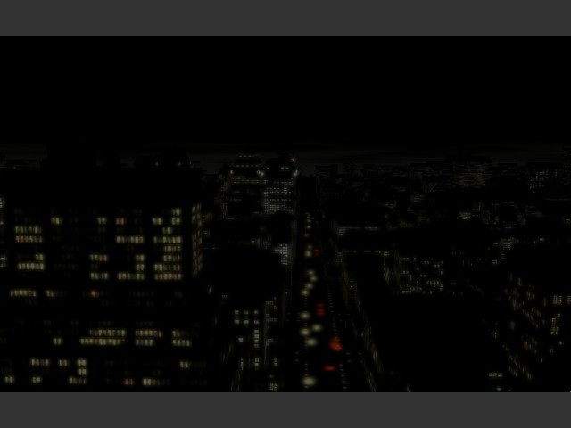 Pixel City (screensaver) (2009)