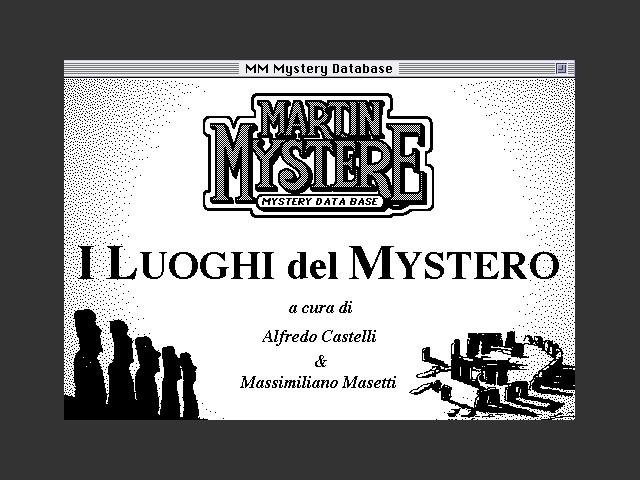 Martin Mystère Mystery Database (1996)