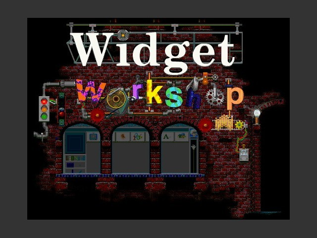 Widget Workshop - A Mad Scientist's Laboratory (1994)