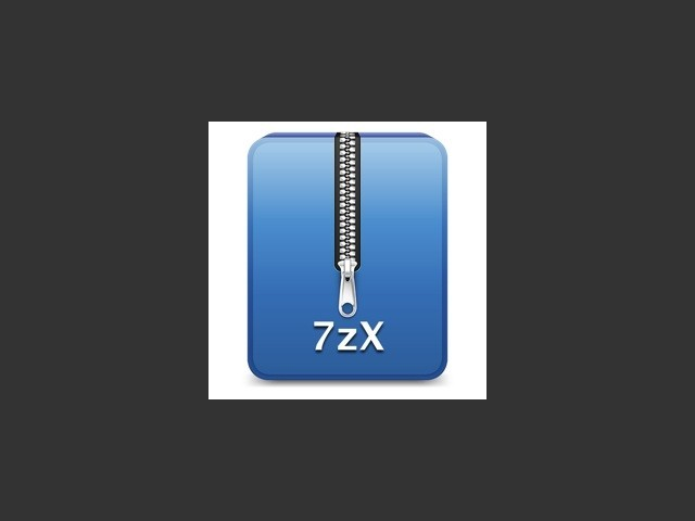 7zX (7-Zip for Mac OS X) (2008)