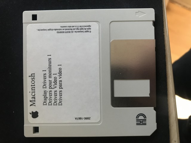 Apple DOS Compatibility Card (1995)