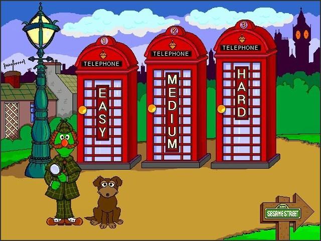 Sesame Street: Search & Learn Adventures (1998)