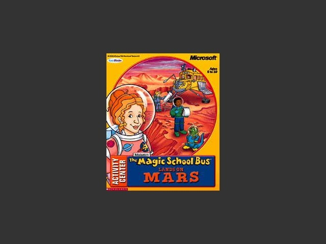 The Magic School Bus Lands on Mars (2000)