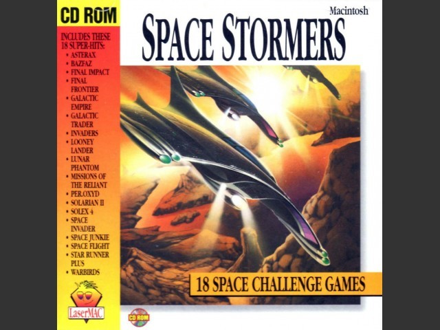 Space Stormers (1996)