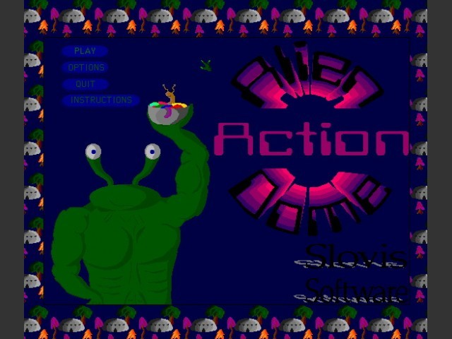 Alien Action Dome (1995)
