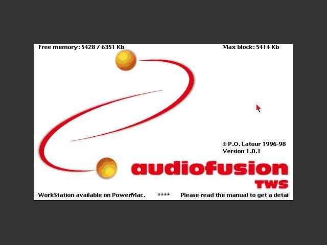 AudioFusion TWS (1998)