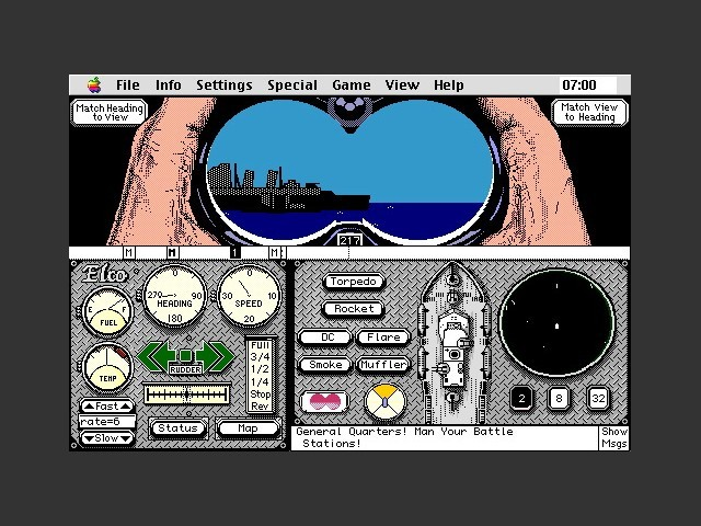 PT Boat Simulator (1994)