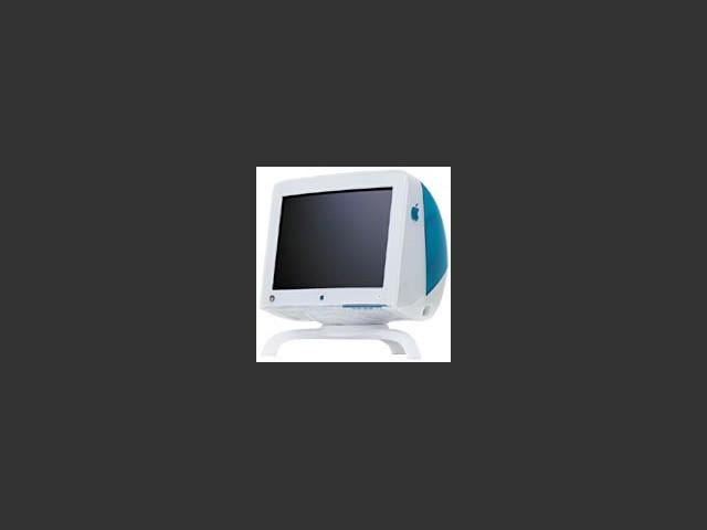 Apple Displays Software 1.7.1 (1999)