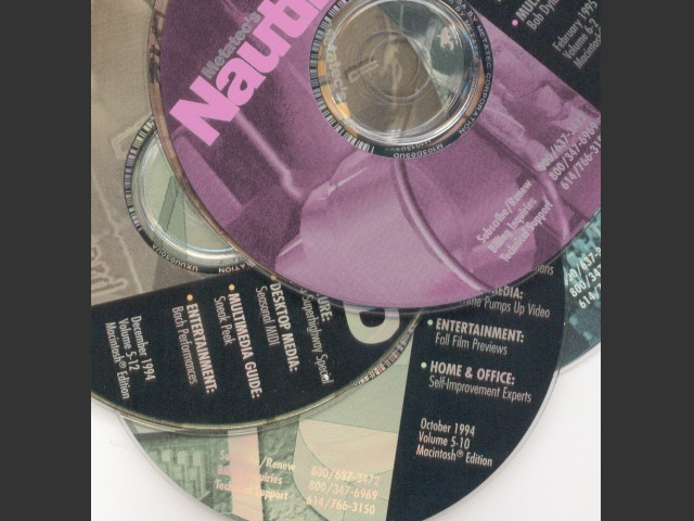 Nautilus Vol 4 1993 (1993)