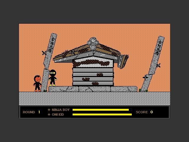 Ninja Boy (1992)
