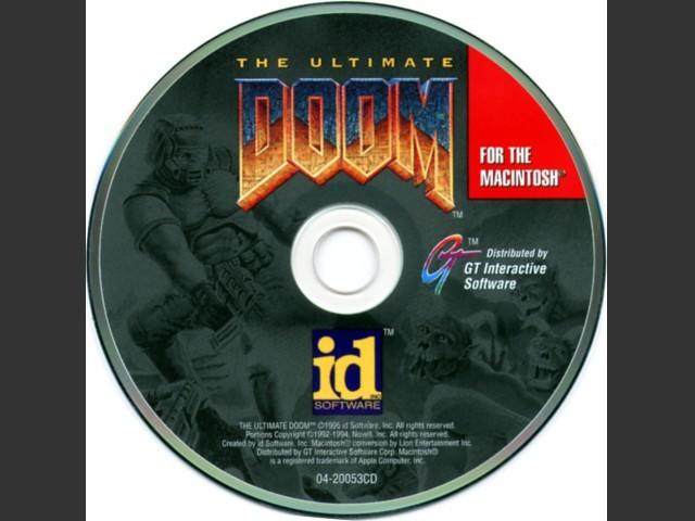 The Ultimate Doom - Macintosh Repository