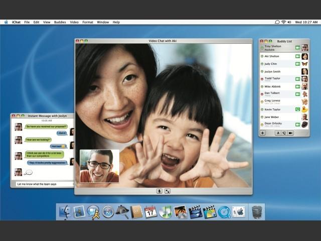 iChat AV 2.0 (2003)