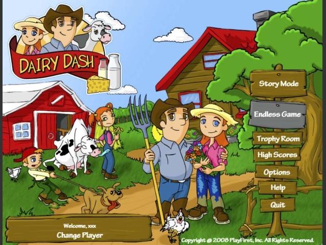 Dairy Dash (2008)