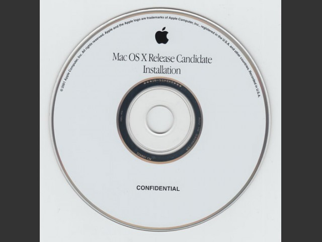 Mac OS X for PPC (OSX 10 0, 10 1, 10 2, 10 3, 10 4, 10 5