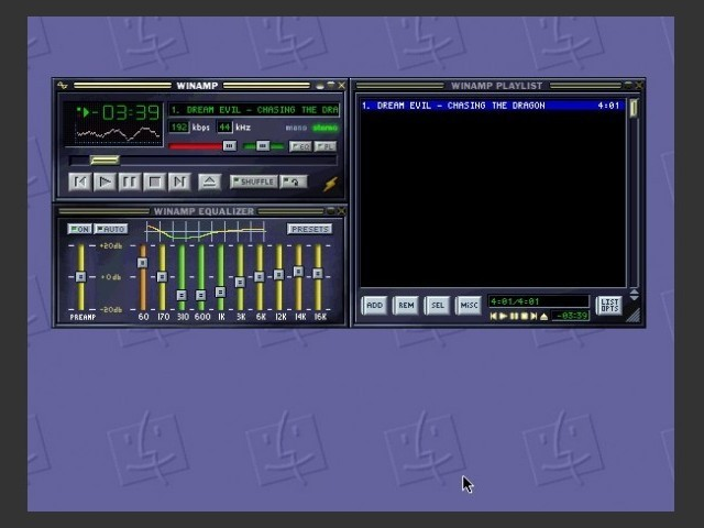 Winamp Mac (2001)