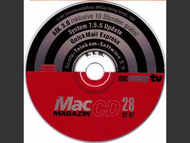 Mac Magazin 28 (1997)