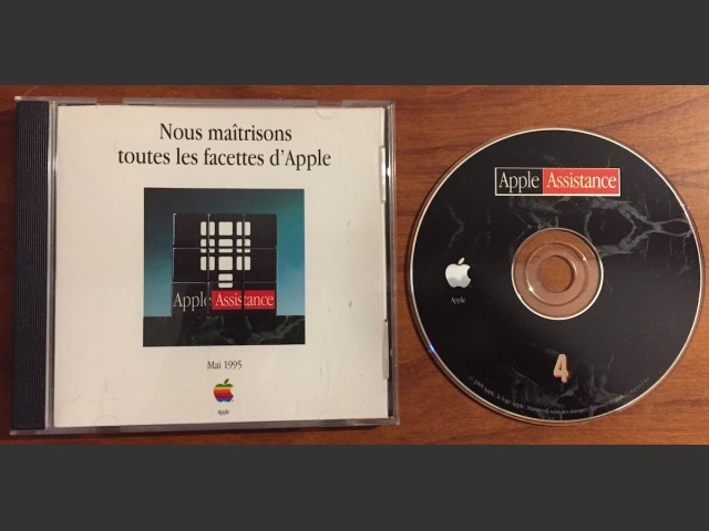 Apple Assistance 4 - Mai 1995 (1995)