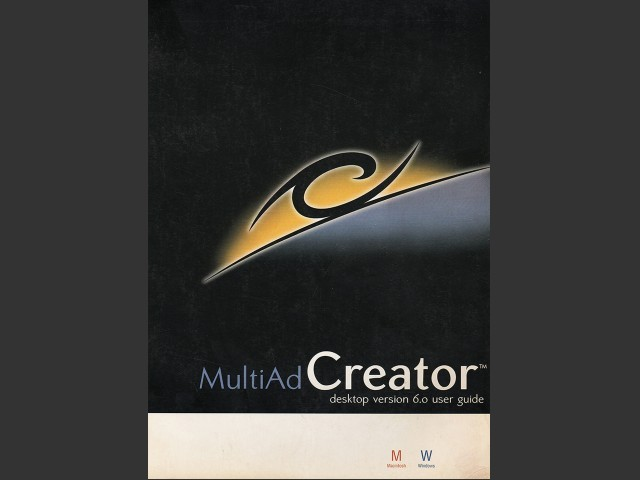 Multi-Ad Creator Professional 6.5 (2002)