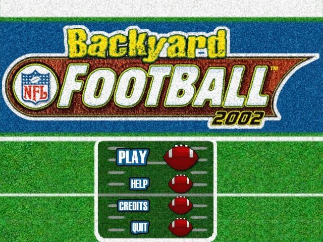 Download Backyard Football For Mac backyard football 2002 - macintosh repository