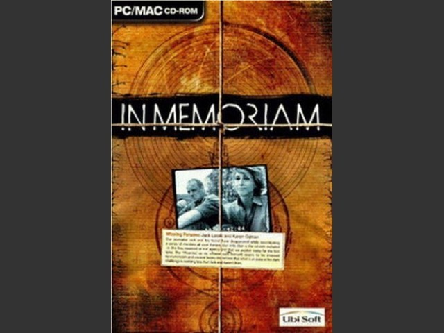 In Memoriam (aka Missing: Since January) (2003)