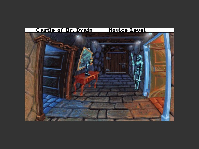 Castle of Dr. Brain (1992)