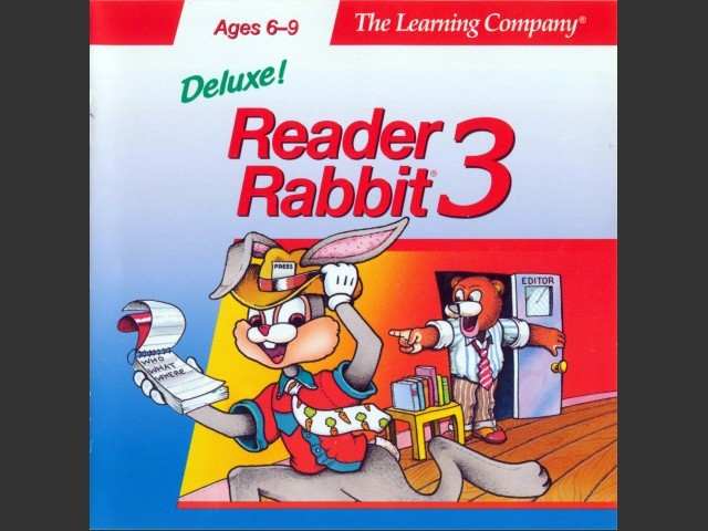 Reader Rabbit 3 (1995)