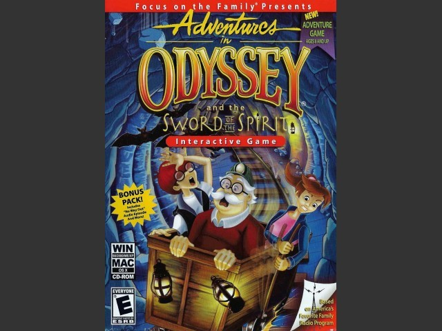 Adventures In Odyssey: The Sword Of The Spirit (2004)