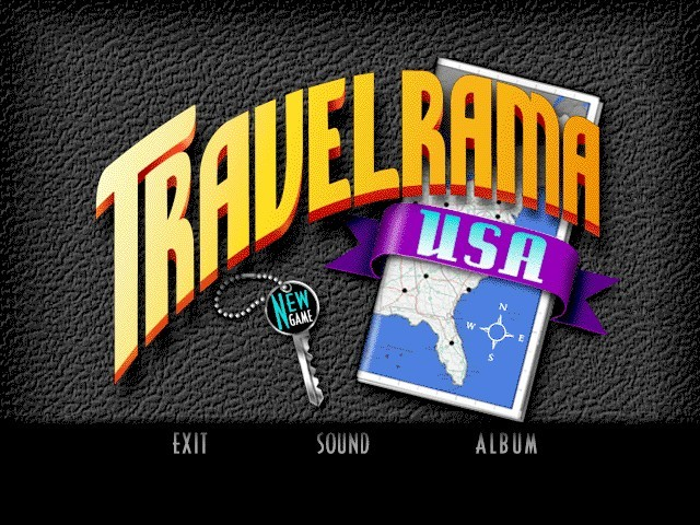 Travelrama USA (1995)