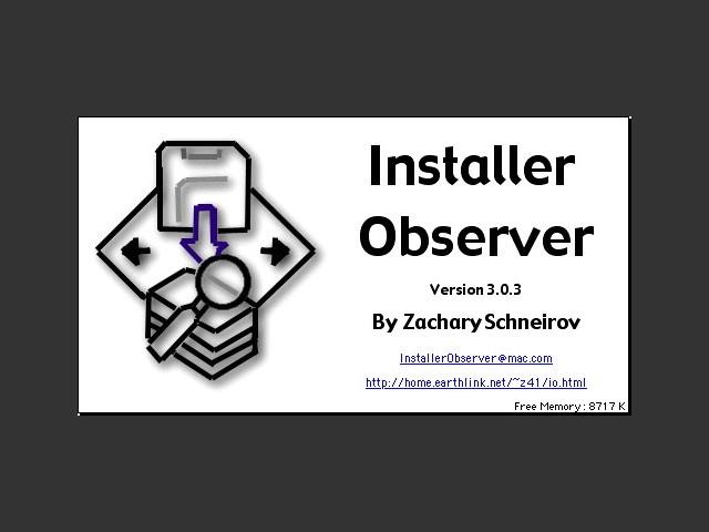 Installer Observer (2000)