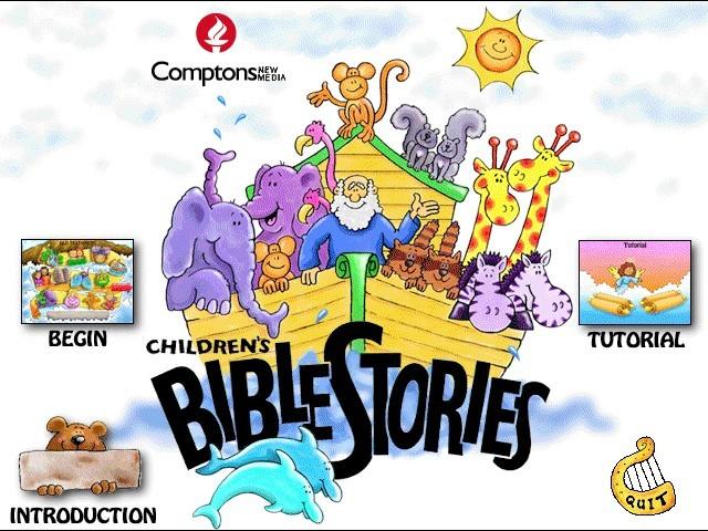 Children's Bible Stories - Macintosh Repository