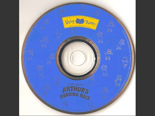 Arthur's Reading Race (1996)