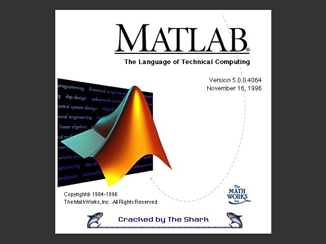MATLAB 5.0 (1996)