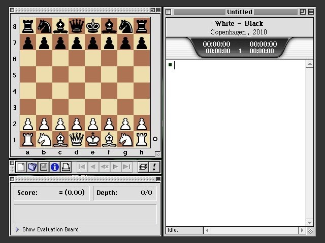 Vanessa Chess (1999)