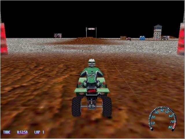 Kawasaki ATV Powersports (2000)