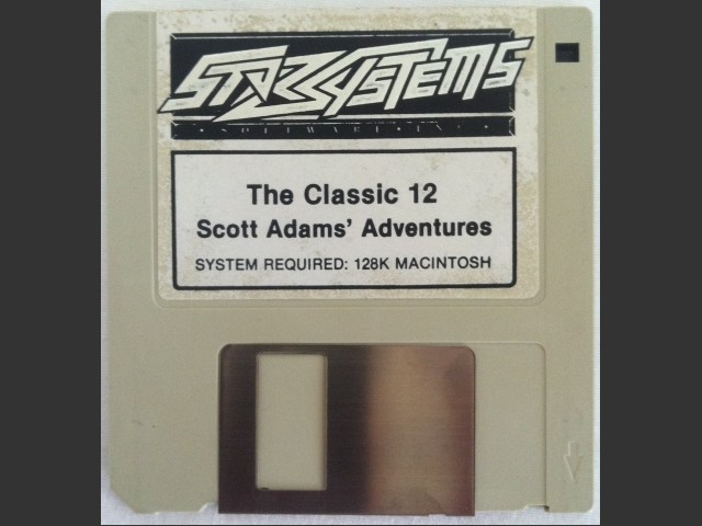 The Classic 12: Scott Adams' Adventures (1984)